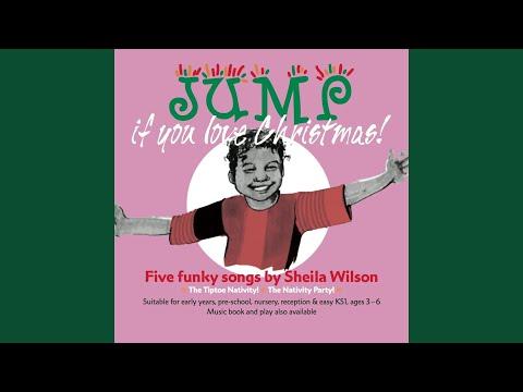 Jump if you love Christmas!