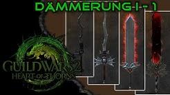 Let's Play Guild Wars 2 - 1/8 - Sammlung: Düsternis I: Das Experimentelle Nachtschwert