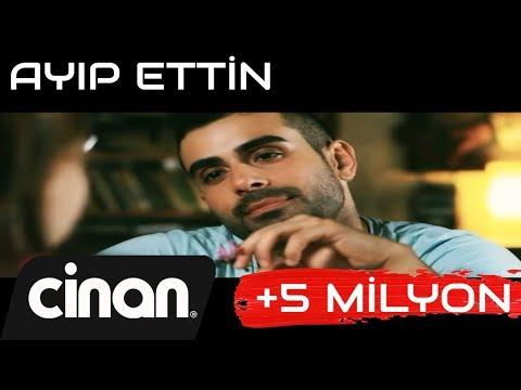 Gökhan Türkmen - Ayıp Ettin (Official Video) ✔️