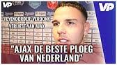 """'Feyenoorder' Verdonk: """"Ik vind Ajax nu de BESTE PLOEG van Nederland"""""""
