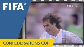 The Story of the FIFA Confederations Cup: 1992