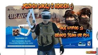 Jedziem Dalej z Koksem Bravo Team w Goglach VR Sony PlayStation 4 cz.2
