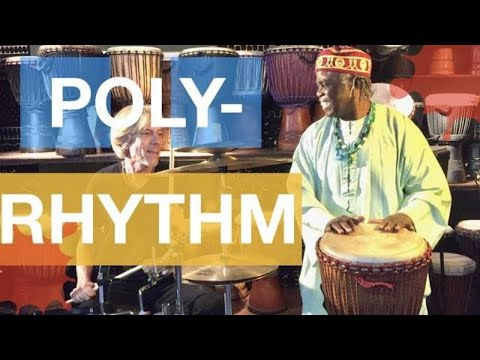 1000 Year Old African Polyrhythms