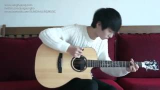 Frozen OST Let It Go   Sungha Jung   YouTube