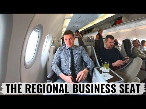 Review: QATAR AIRWAYS A320-200 Regional Business Class