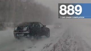 Car Crash Compilation 889 - Apr 2017