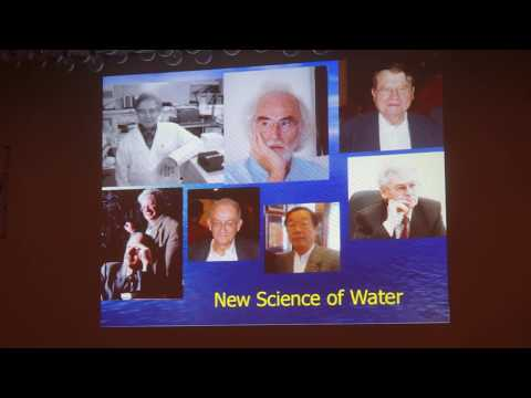 Konstantin Korotkov - Conference on the Physics, Chemistry and Biology of Water 2015