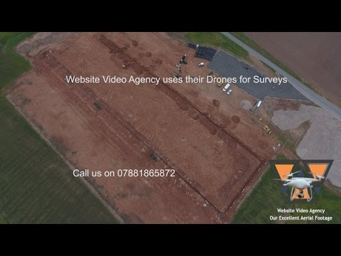 Website Video Agency Drone Surveys.
