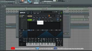 EDM Space Filler Sound in Serum [Sancus]