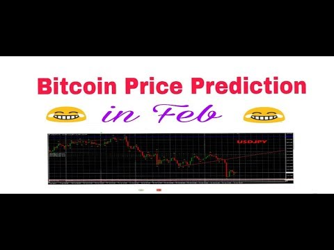 Bitcoin Price Prediction In Feb 2018