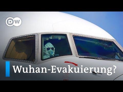 Coronavirus in China: Deutscher Student berichtet aus Wuhan (2)   DW Deutsch