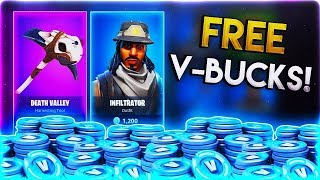 How To Get *FREE* V-Bucks In Fortnite Battle Royale