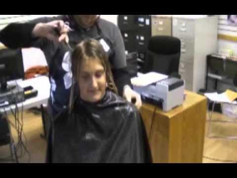 Mobile Hairdresser 2013 Joseph In Alaska