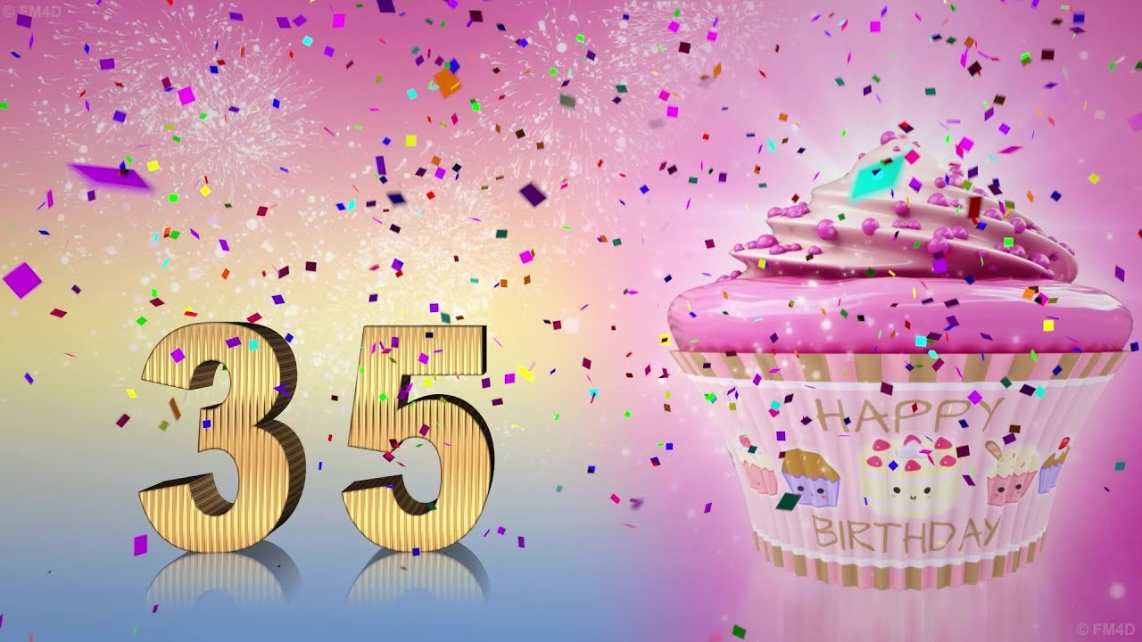 Geburtstag 35 frau