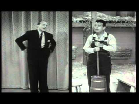 """The Jack Benny Program - """"Tennessee Ernie Ford Show"""" - Part 1"""