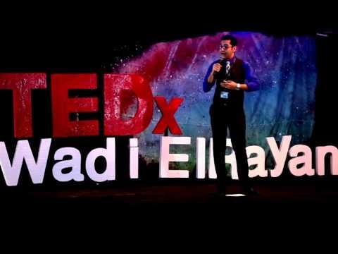 Why We Should Teach Children Engineering | Abdelfattah El-Sharkawy | TEDxWadiElrayan