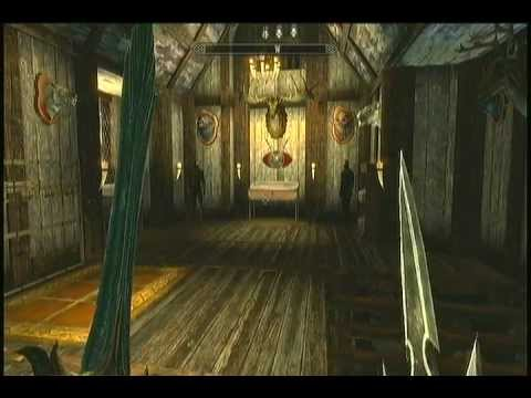 (Skyrim Houses) EP:1 House in Windhelm - Hjerim