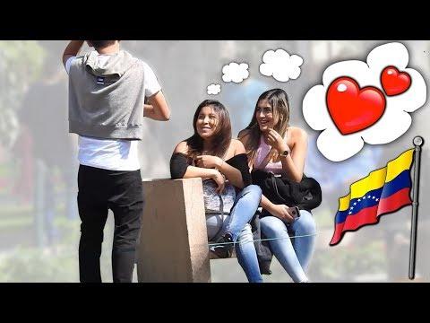 LIGANDO VENEZOLANAS EN PER�! | Time Webing 13