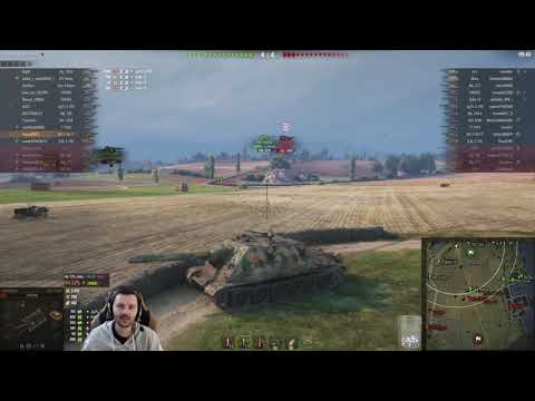 World of Tanks - WZ-113G FT 3 Gun Marks thumbnail