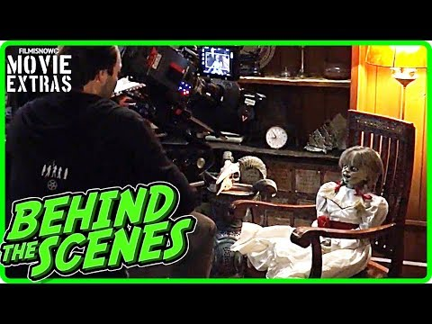 ANNABELLE COMES HOME (2019) | Behind The Scenes Of The Conjuring Universe Movie