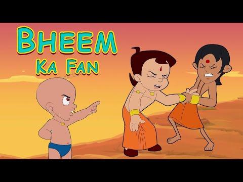 chhota-bheem---kaun-hain-bheem-ka-fan?- -hindi-cartoon-for-kids