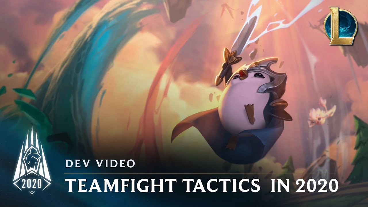 Teamfight Tactics in 2020 | Dev Video - League of Legends thumbnail