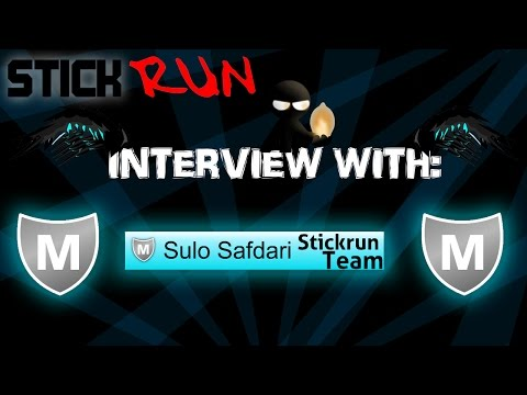 Stick Run - Interview with Sulo Safdari  ( Stick Run Team )