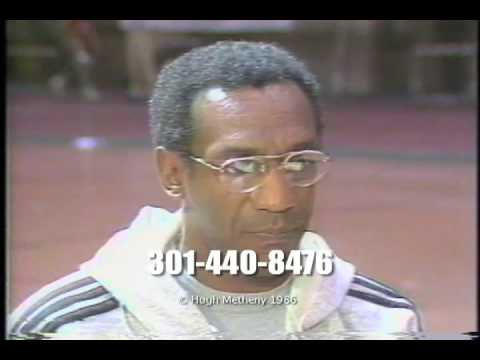 Bill Cosby Interview 1986 - LOST INTERVIEW - Good & Associates
