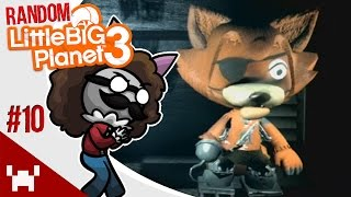 Five Nights At Freddy's Returns - Little Big Planet 3: Random Multiplayer - Ep. 10