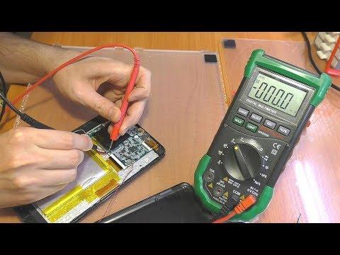 РЕМОНТ ДЛЯ ПОДПИСЧИКА: Не включается планшет Supra M742