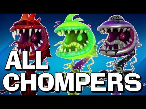 All Chompers\