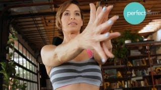 Hot Body at Home Workout | Perfect Form With Ashley Borden