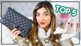 Top 5 Luxury Pieces to Start Your Designer Collection | Amelia Liana