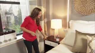 Bedside Table Lamp Height | The High Low Project | Hgtv Asia