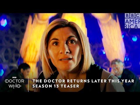 Doctor Who Season 13 Teaser   BBC America