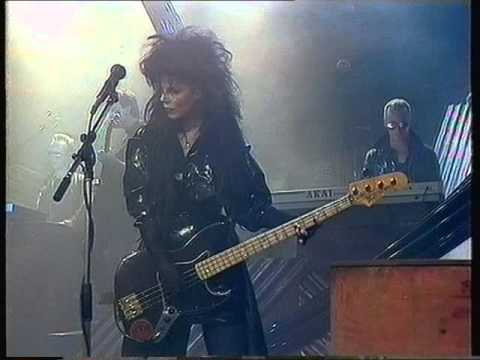 The Sisters Of Mercy This Corrosion Roxy UK TV1987