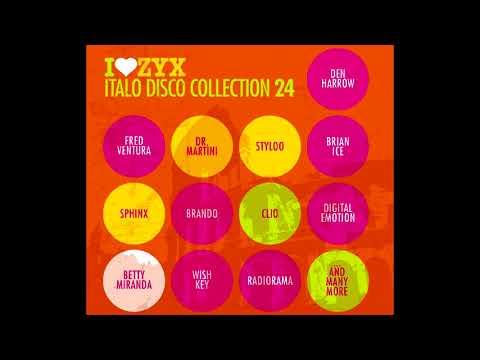 ZYX Italo Disco Collection 24 MiniMix