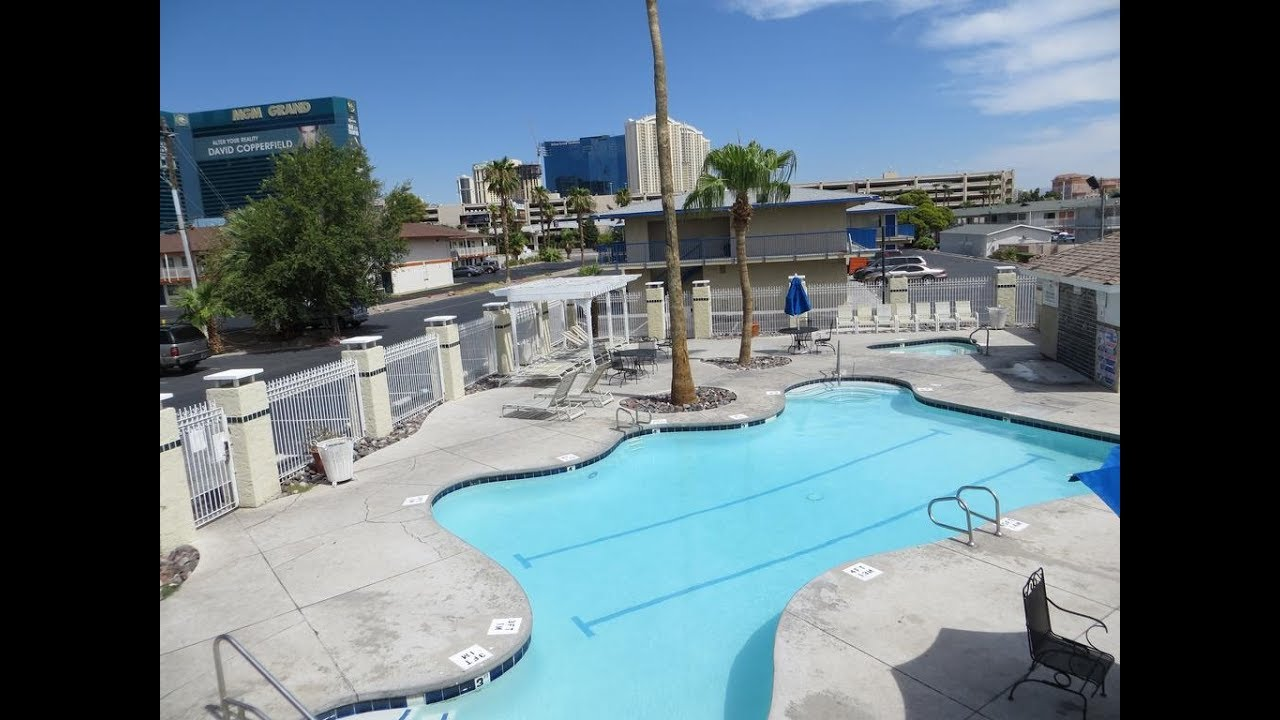Americas Best Value Inn Las Vegas Strip Hotels Nevada