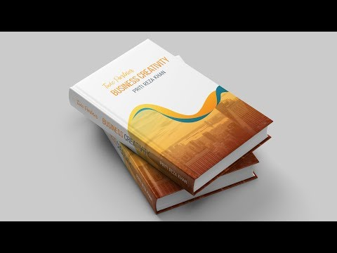 Business Book Cover Design - Photoshop CC Tutorial thumbnail