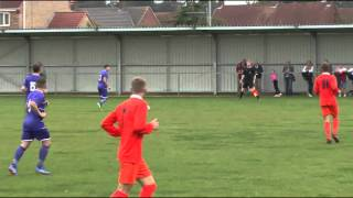 Highlight's Wisbech St Mary Vs Diss Town FAVase 3-10-2015 Video
