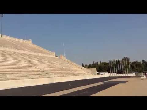 Olympic Stadium Panathenaic Stadium Athens Greece