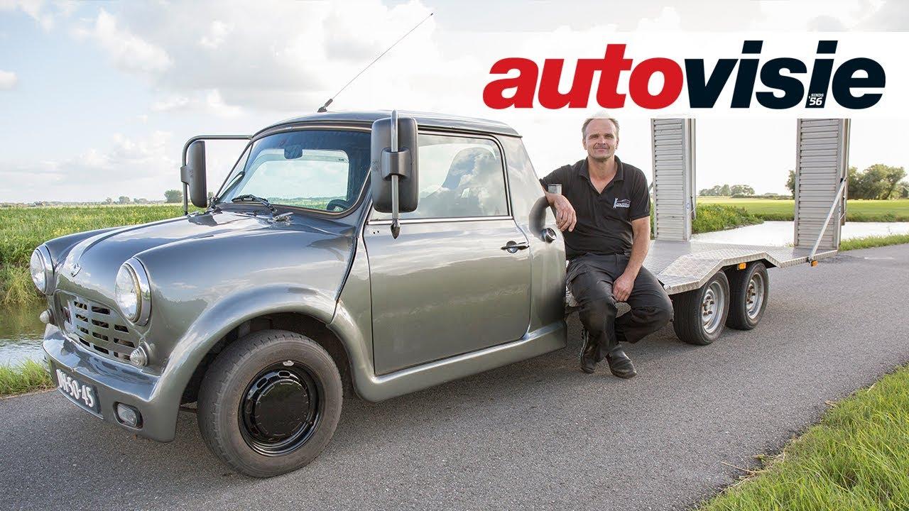 Uw garage austin mini oprijwagen 1967 youtube for Garage austin mini