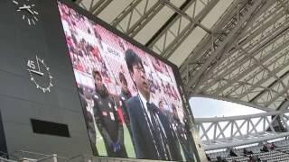 2016年11月3日(木・文化の日) J1リーグ2ndステージ第17節 vsサ...