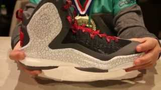 Video adidas D Rose 5 Boost Home and Away Comparison download MP3, 3GP, MP4, WEBM, AVI, FLV Agustus 2018