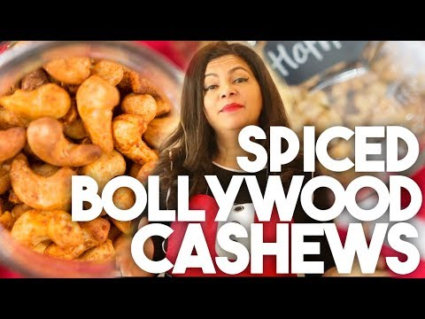 Spiced BOLLYWOOD CASHEWS | Edible Gifts | Kravings