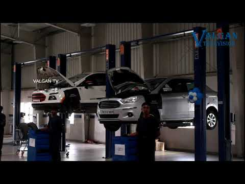 Ford Goes Further In Tamil Nadu Inaugurates Dhruvan Ford Sales And Service Facility In Chennai