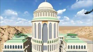 ABRAJ KUDAI 3D TEST RENDER