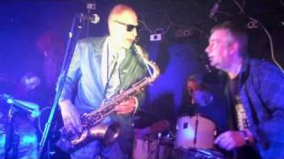 Nik Turner band - Inner City Unit - Judge Trev