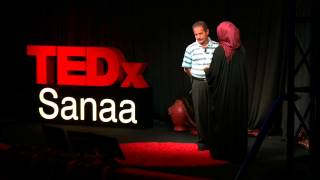 Pigeons competition (interview with Shihab khayeri) at TEDxSanaa 2012