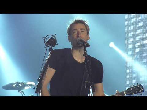 Nickelback  This Afternoon   Manchester Arena, UK, 2012